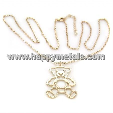 2016 stainless steel jewelry necklace blanks (N6005)
