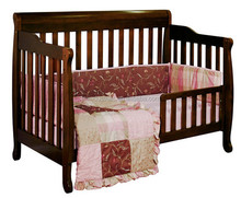 comfortable antique wooden baby crib baby bed baby cot