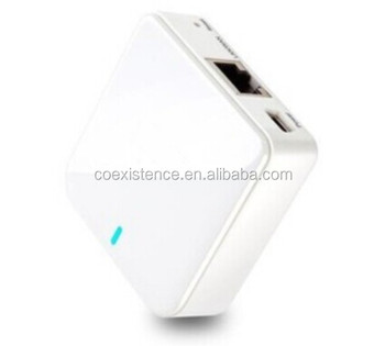 portable travel mini wifi router 150mbps support openwrt oem odm design