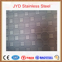 pvd coating stainless steel etched color sheet for homing decoration