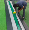 Two component green color Flexibond 8265 fake grass polyurethane glue for artificial turf installation
