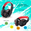 Super bass new design good quality profesional new wired pc headphones with microphone for gaming