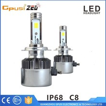 Unique Design LED Car Fog Light 6000LM Auto LED Headlight H1 H3 H4 H7 H8 H9 H11 9004 9005 9006 9007