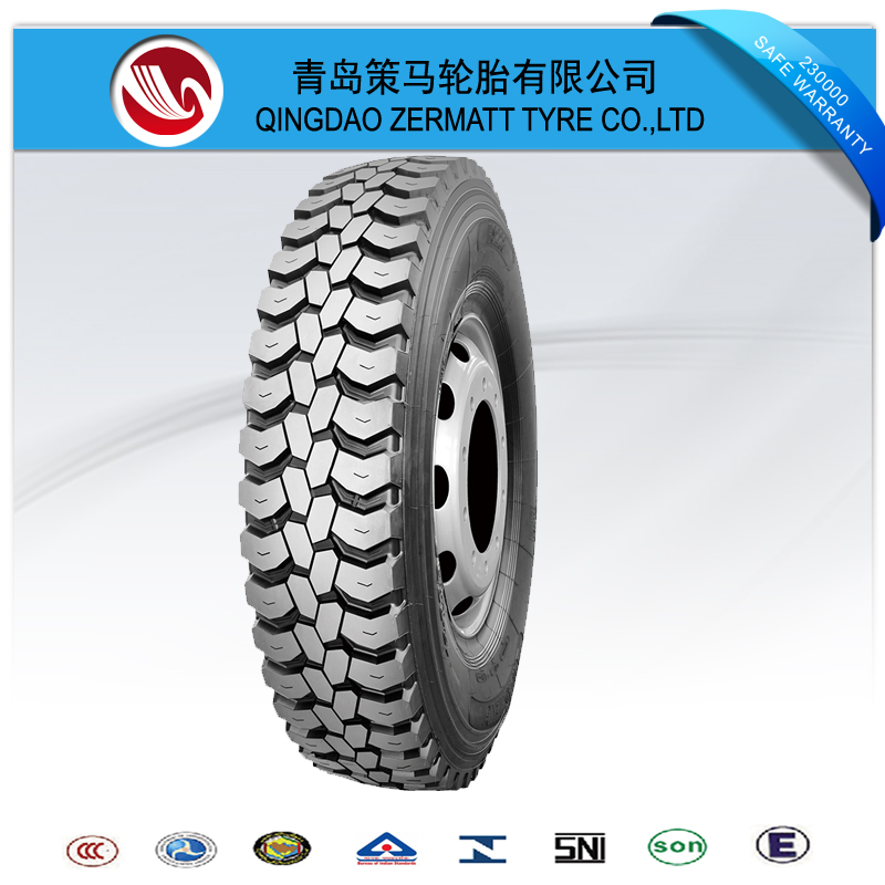 China well- known brand cheap truck tire 11.00R20 12.00R24