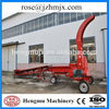 green grass cutter and dry grass cutter cotton stalk bale crusher