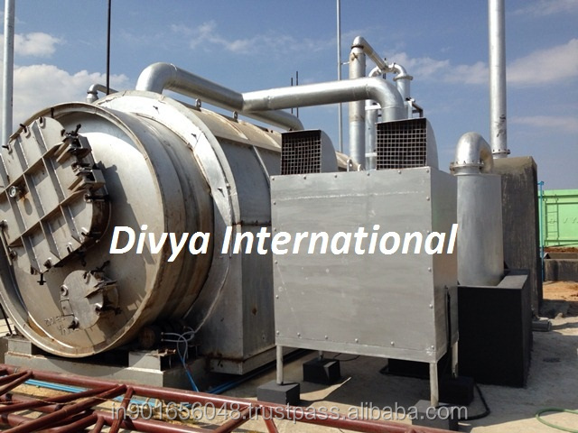 Pyrolysis Oil Production Plant