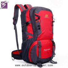40L Sport Backpack Outdoor Climbing Bag Large Capacity Rucksack Camping Hiking Backpack Athletic Sport Travel Bag Computer Bag