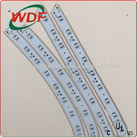 black pcb ws2801 digital led strip