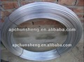 galvanized oval shaped wire factory