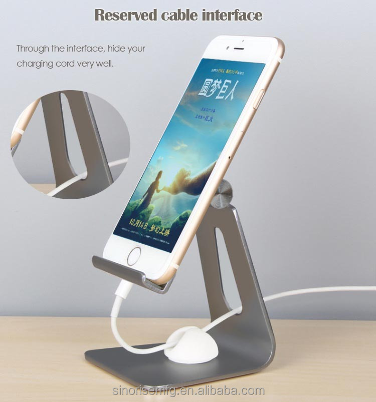 China suppliers Hot sale mobile phone holder 360 degree cell phone holder rotating Rotatable Phone Holder