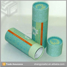 Glossy Laminated Biodegradable Cardboard Paper Tube
