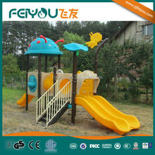 Used kids outdoor homemade playground equipment