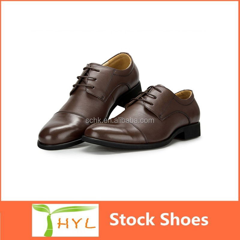 plaid leather dress shoes branded cheap mens leather sole oxford shoes