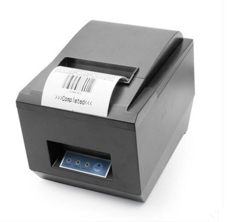 2017 Driver download Windows 7/8/10 auto cutter pos cheap receipt 3inch/ 80mm thermal printer