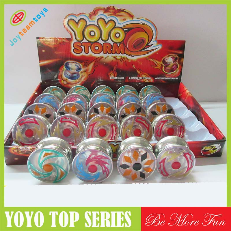 promotion kid's hobby top yoyo