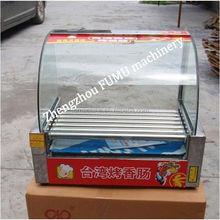 high quality stainless hot dog heater