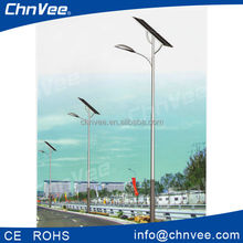 8W 12W 15W 20W 25W 40W latest model Led Solar street solar light parts for outside use12V/24V