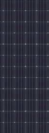 high effeciency mono solar panel for industry use 320W