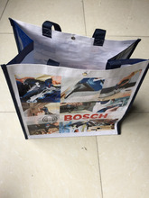 Non-woven Collapsible Reusable Eco Carrying Shopping Tote Bags