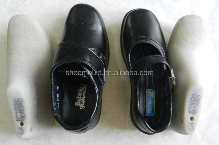 School Shoe PVC Injection Shoe Mould Fitted for Chengfeng PVC Injection Machine Used for making School shoes Children