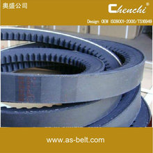Rubber timing belt OEM 141ZBS25 automotive genuine spare parts with ISO TS16949 auto timing belt