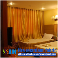 latest designs of curtains hotel blackout fireproof curtains designs for living room XJC 0147