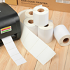 permanent adhesive stickers 30MM*20MM Self Adhesive Thermal Label Roll