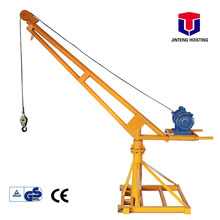 China supply marine lifting boat heavy lift crane for sale
