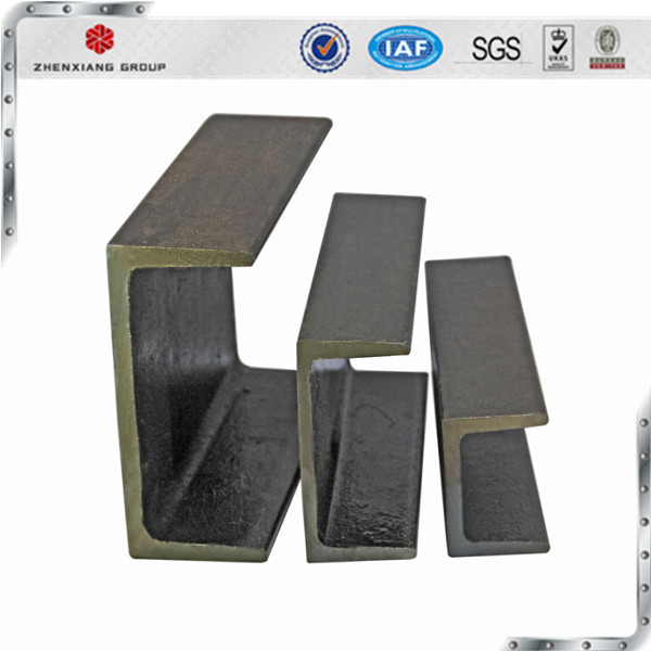 SS400, Q235 Online Shop China Price Steel Channel