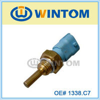 water temperature sensor 1338.C7 of spare parts for peugeot 405