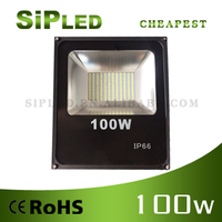 good quality IP65 two years warranty high power 100w outdoor led flood light