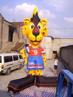 Promotional Inflatable cartoon, advertising inflatable cartoon,cartoon characters