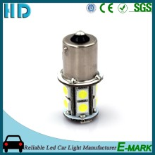 Hot selling S25 1156 13SMD -5050 Led Car Lighting Automotive Led Auto Bulb