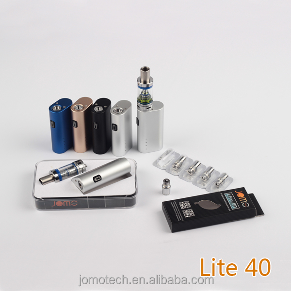 2016 best selling products electric cigarete jomo Lite 40W box mod, jomo Lite 40W box mod with free shipping