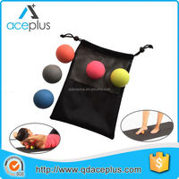 Promotional High Quality Yoga Heated Massage Rubber Ball
