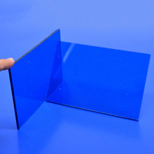 low price polycarbonate solid plastic sheet for floor protection
