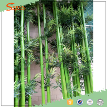 Hot sale Home garden dry decoration customized Height artificial outdoor green lucky Bamboo