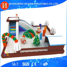 2017 New design christmas inflatable jumpers / jumping castle inflatable for sale / christmas inflatable bouncer slide