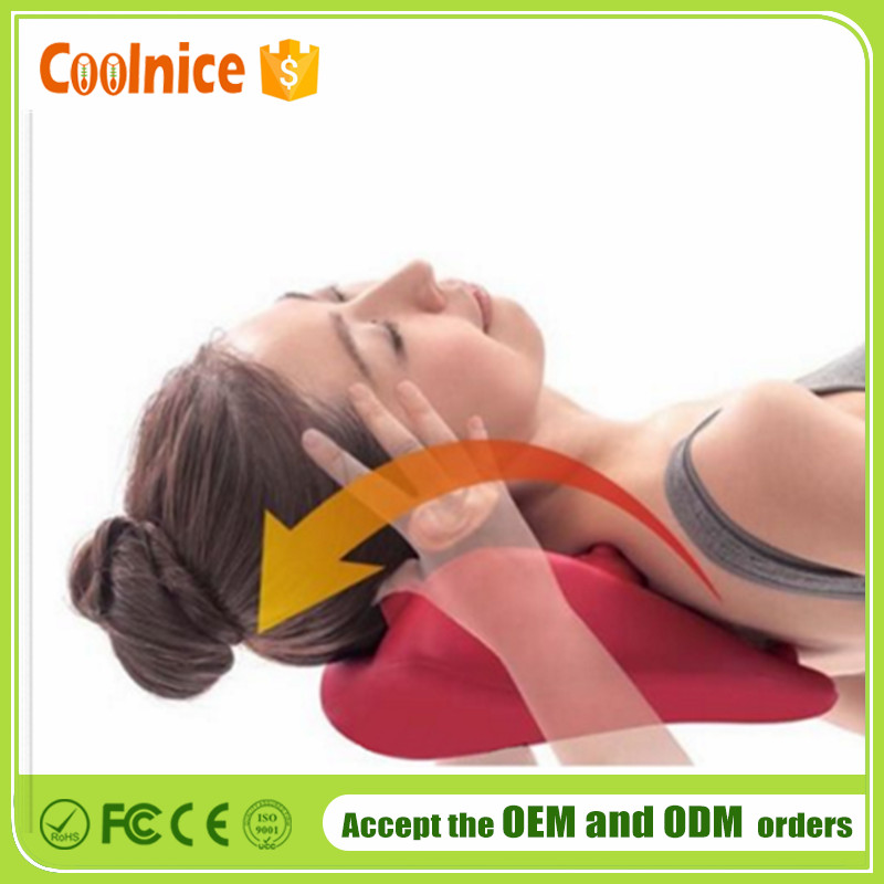 Hot Selling Massager Products Neck Plastic Massage Pillow