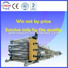 PE, PP, PS, ABS, PMMA,PC extrusions for plastic pe pp board