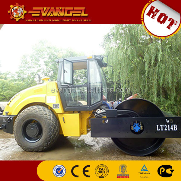 HotSale 16 Ton XS162J Single Drum Hydraulic Self-propelled Vibratory Road Roller