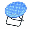 Top quality creative reading garden moon chairs for adults