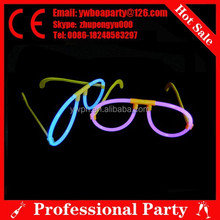 plastic fluorescent glasses