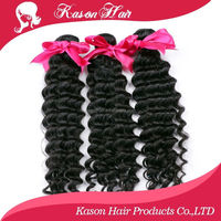 "Best Selling Products Deep Wave Hair Extension 24""26""28"" 3Pcs Lot 100% Peruvian Virgin Human Hair"