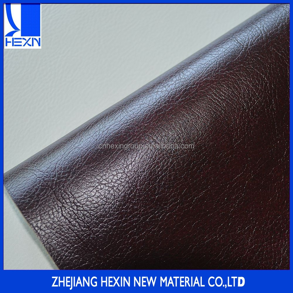 Hot sales 1.0mm pu synthetic leather for furniture ,sofa