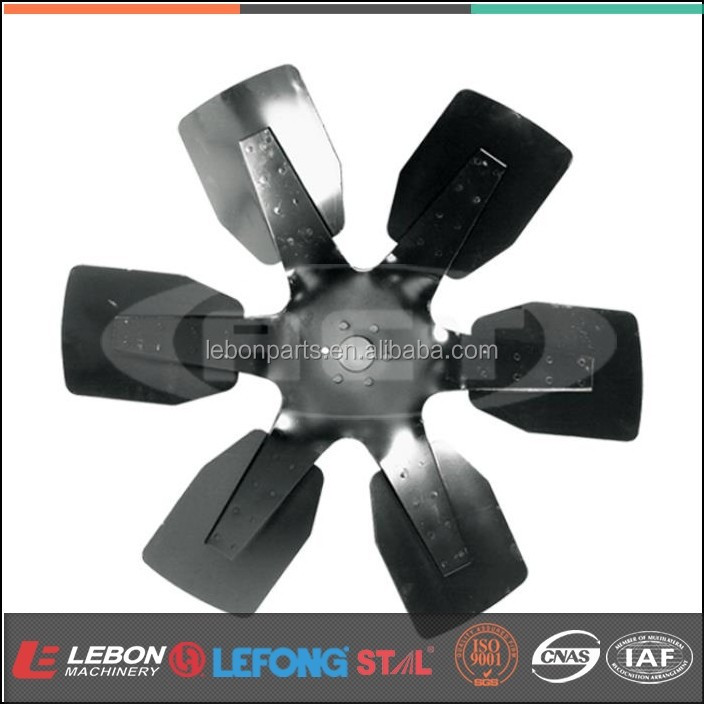 Engine cooling fan 600-635-7850 for PC300-6 excavator