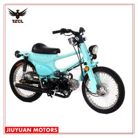 new design EEC Certification and 4-Stroke Engine Type pocket motorcycle 125CC