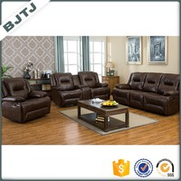 BJTJ Sectional Leather Sofa Set Furniture