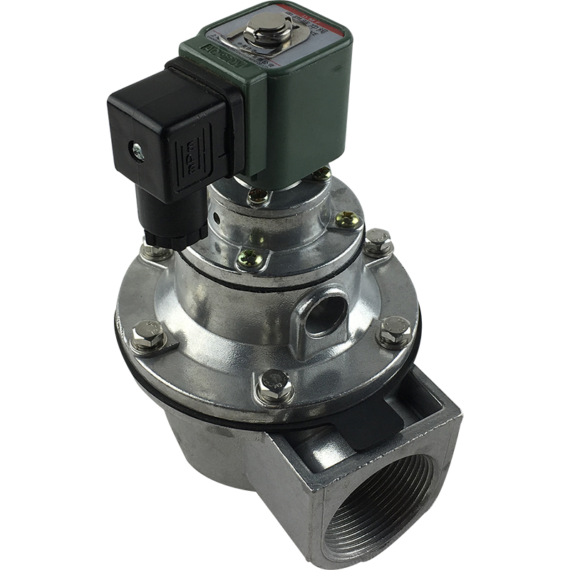 DMF-<strong>Z</strong>-40S Medium Temperature <strong>1</strong>- <strong>1</strong>/2inch Pulse Dust Collector Aluminum Pulse Solenoid Valve