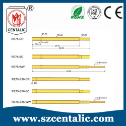 RE75 High Quality Spring Loaded ICT Test Pin Magnetic Contact Pin